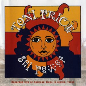 Toni Price - Sol Power - Front Cover