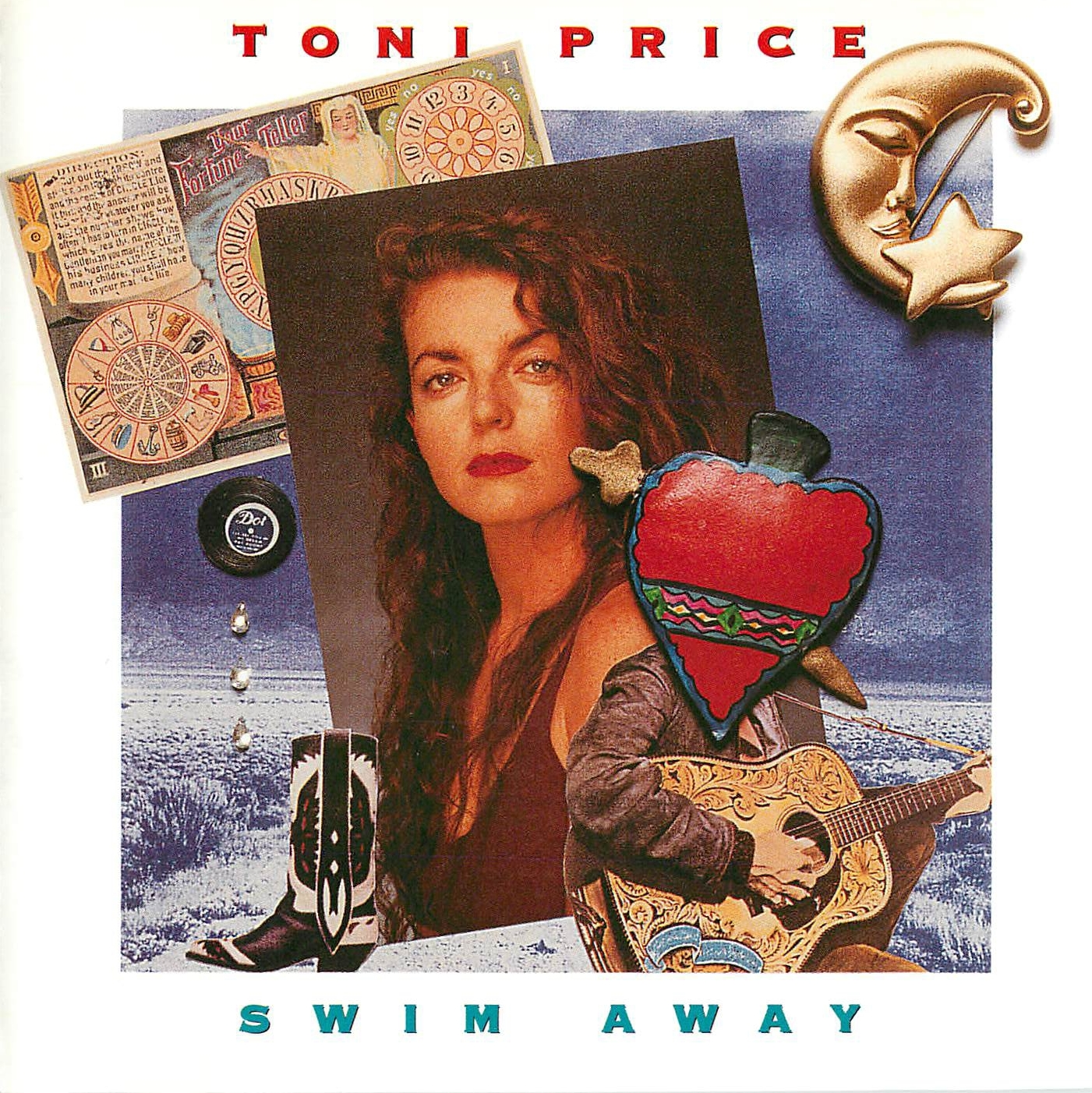 Toni Price Swim Front Cover