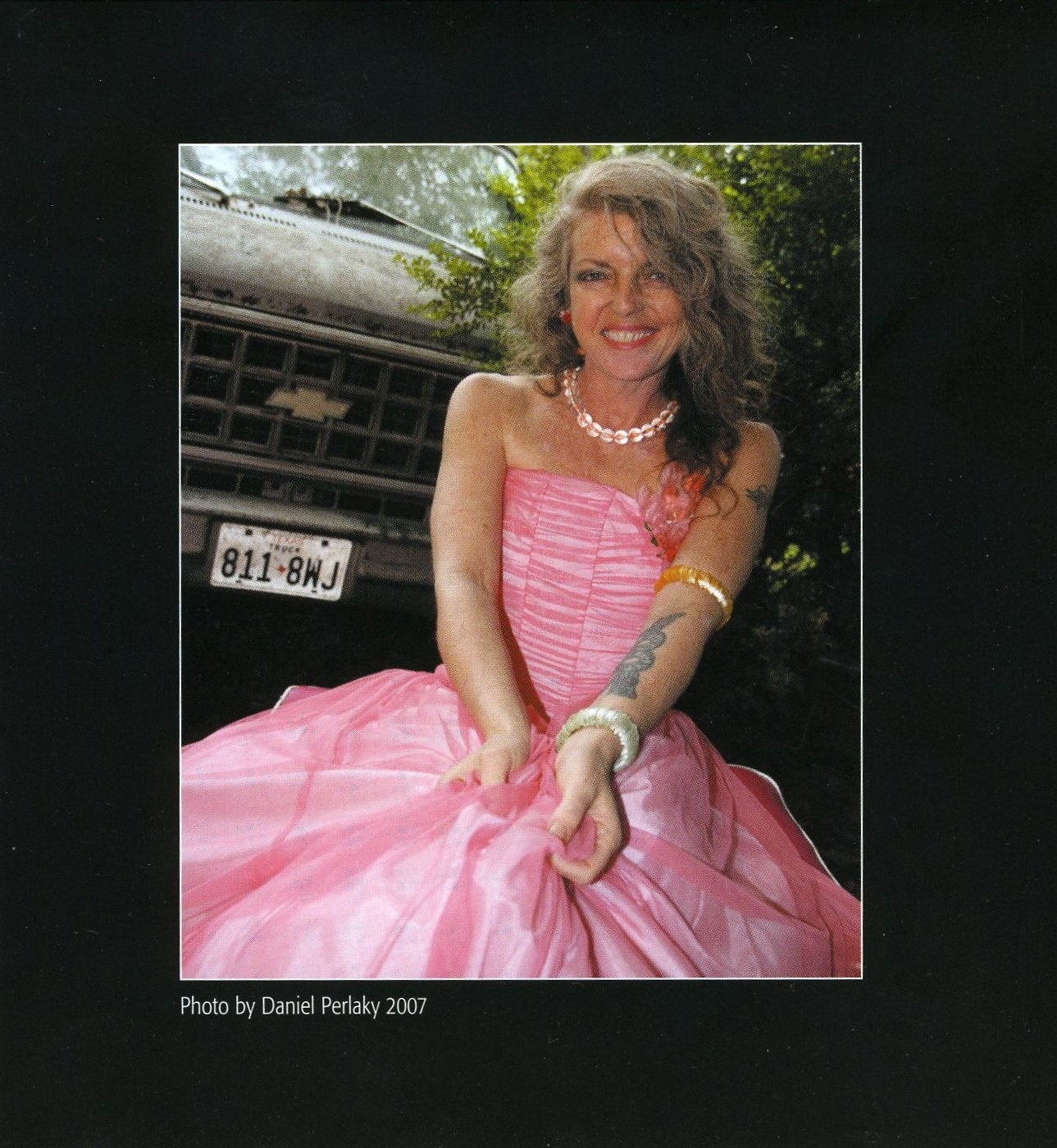 Toni Price Talk Memphis Pink Prom Dress